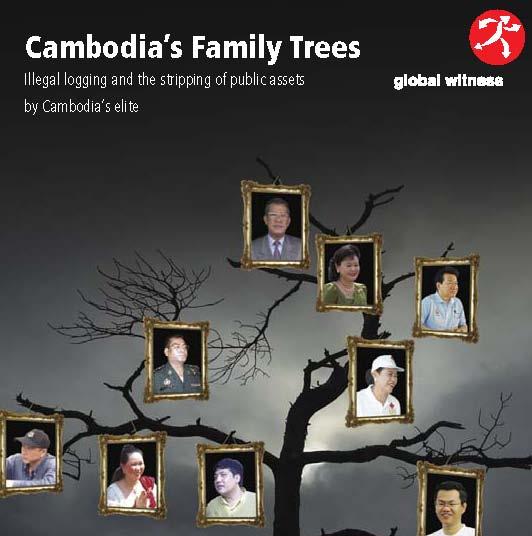 Cambodia's Family Tree