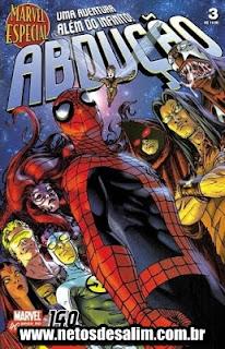 01 Marvel Especial Abdução
