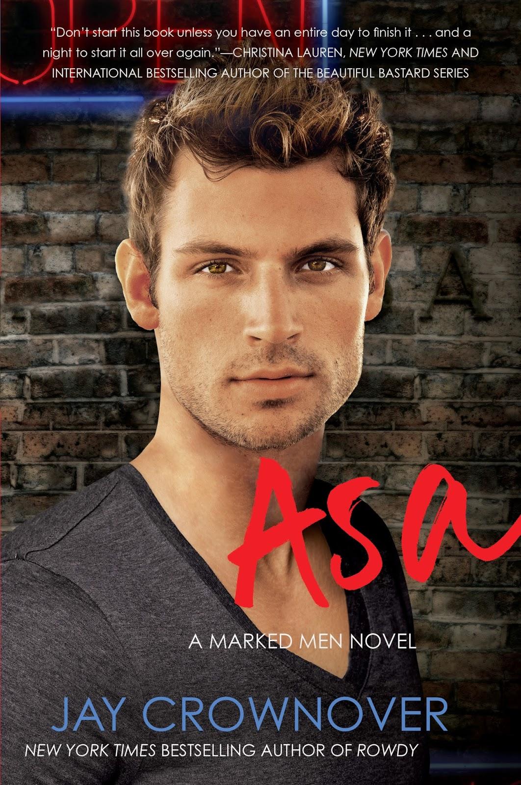 A Marked Men Romance Novel