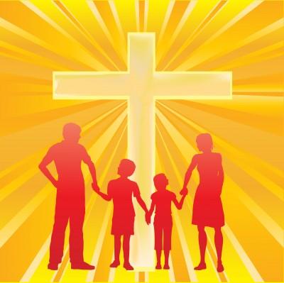 familia de la iglesia: