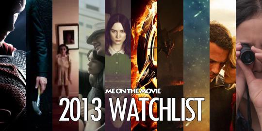 2013 Watchlist