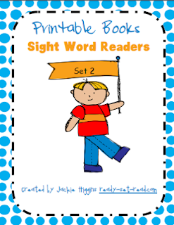 printable books, sight words