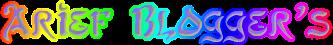 ARIF - BLOGGER's