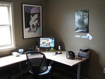 colores para la decoracin de oficinas modernas