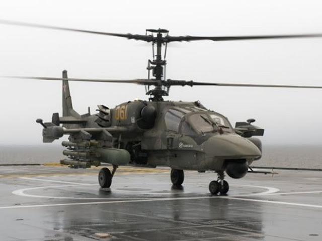 Kamov Ka-52K 'Hokum B'