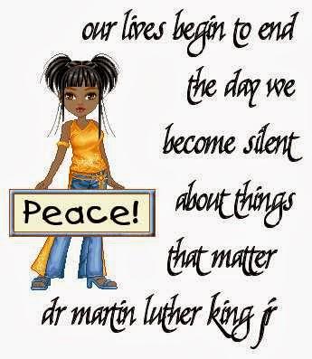 Things that matter...