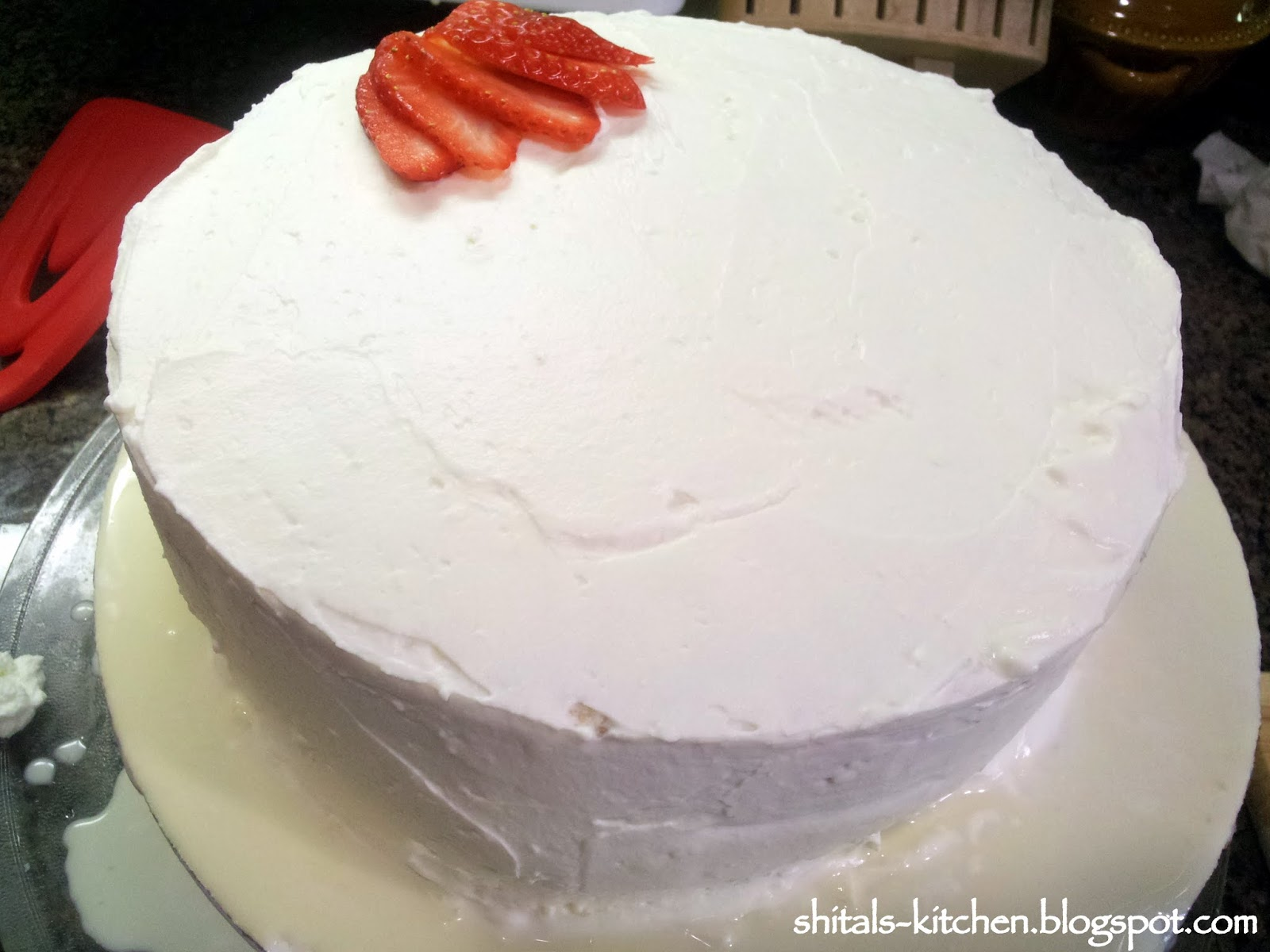 ShitalsKitchen How to Bake a Perfect Cake