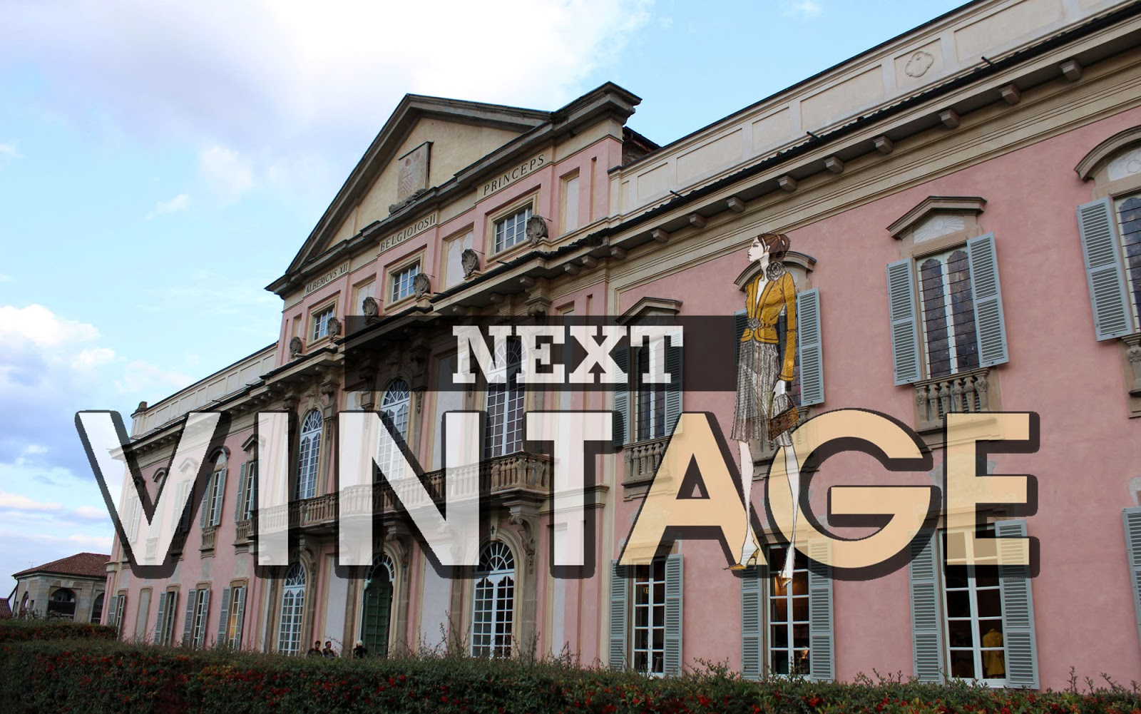 Eniwhere Fashion - Next Vintage - Belgioioso castle