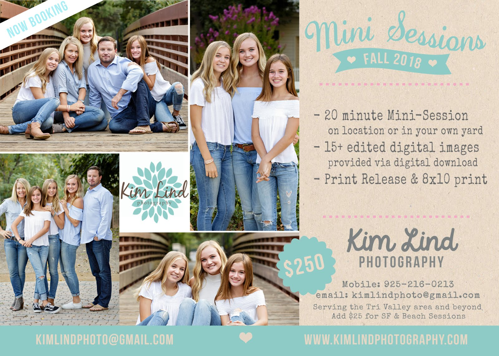 Fall/Holiday Mini-Sessions
