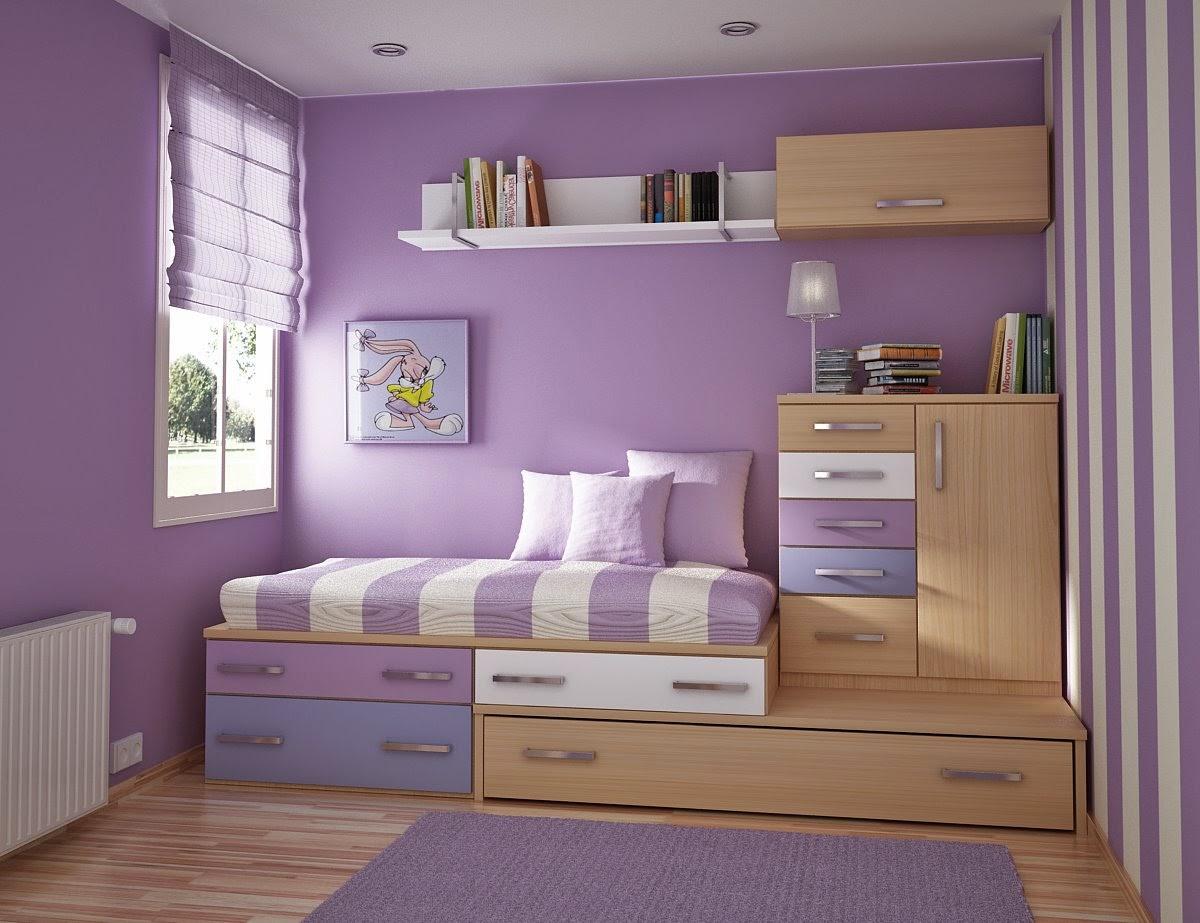 desain kamar anak untuk ruangan kecil dan sempit