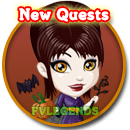 FarmVille History Of Halloween Quests Icon