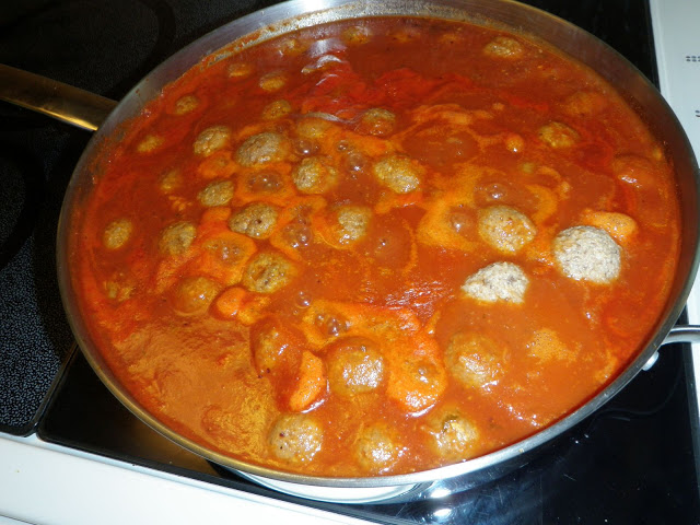 ... Marilyfe As We Know It: Passover Vegetarian Sweet and Sour Meatballs