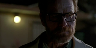 Walter White interpretato da Bryan Cranston