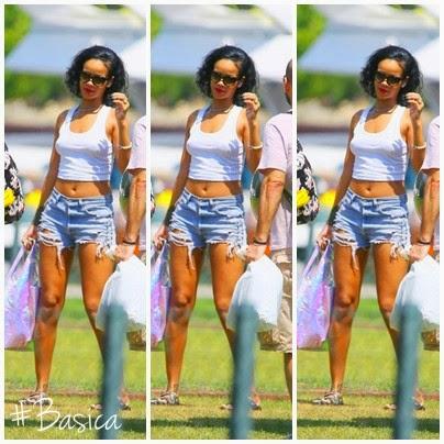 Rihanna, Vogue, Ensaio Fotográfico,