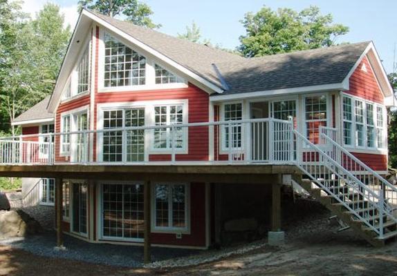 Modular home canadian modular homes ontario for Prefabricated garages ontario