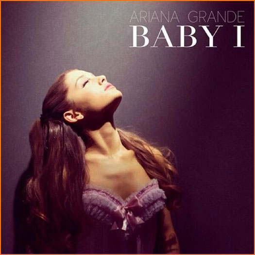 """Chatter Busy: Ariana Grande New Song """"Baby I"""" - Listen!"""