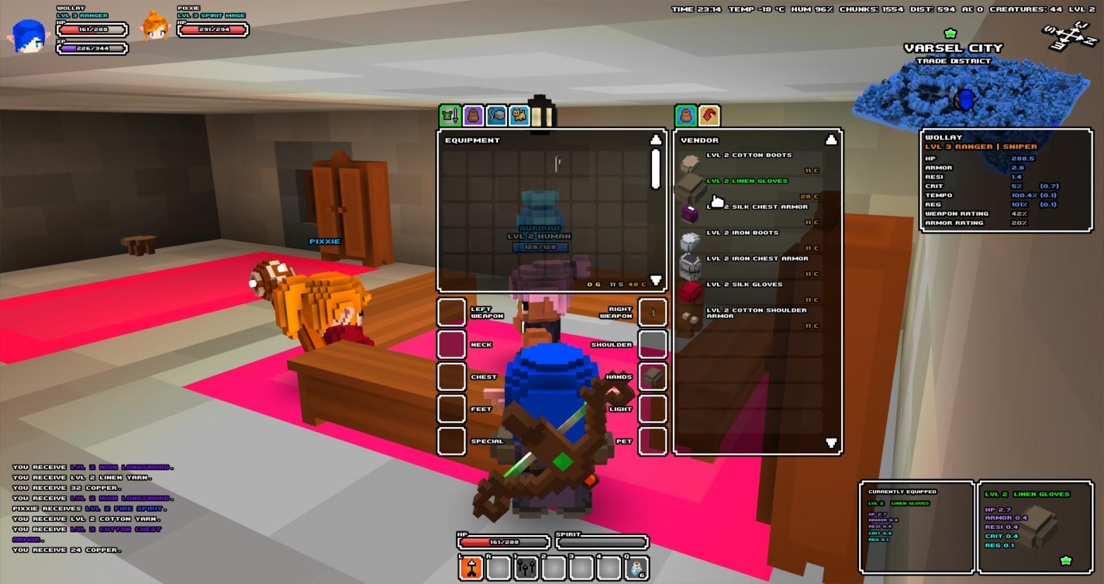 Cube world pgina 14 mediavida gumiabroncs Choice Image