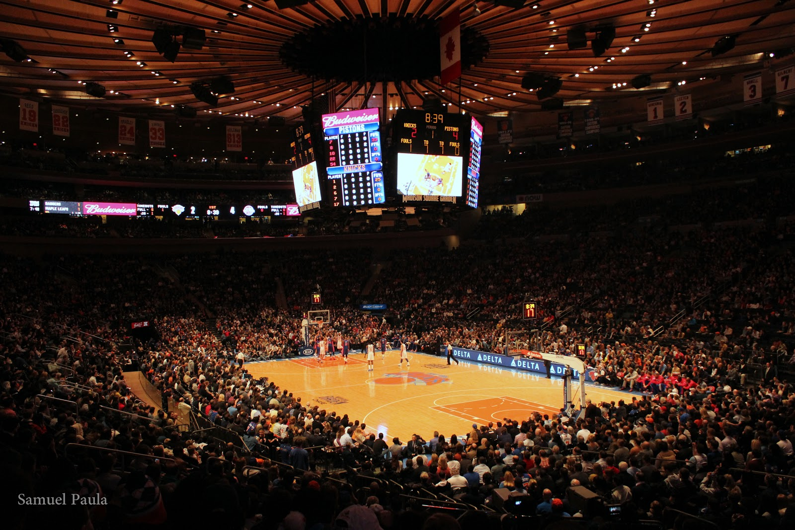 Image Gallery Madison Square Garden Knicks