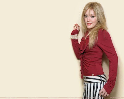 Hilary Duff Photo Shoot