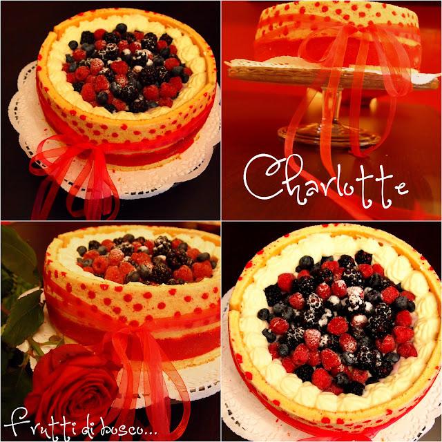 la joconde cake ai frutti di bosco e il cake design