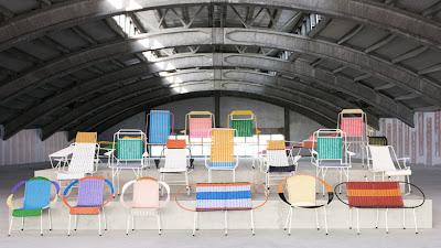 Diseño Sostenible Colombia sillas Marni Italia