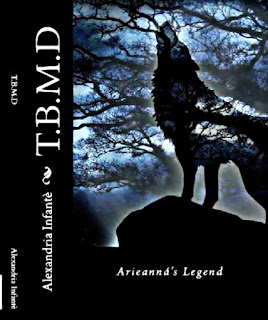 Teaching Between Midnight and Dawn; Arieanna's Legend