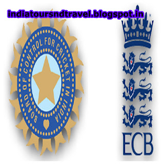 England announce India tour program