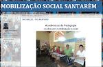 MOBILIZAÇÃO SOCIAL SANTARÉM