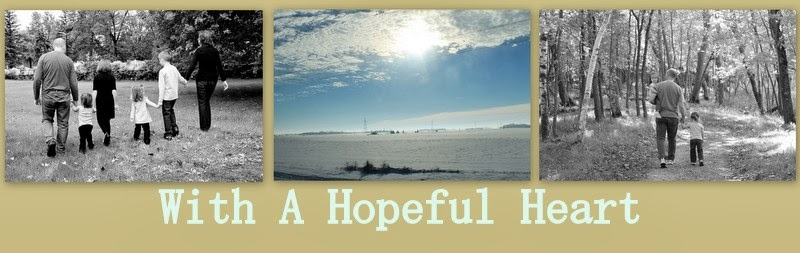 With A Hopeful Heart