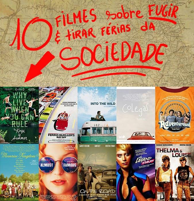 DDPP - 10 filmes sobre fugir e tirar férias da sociedade