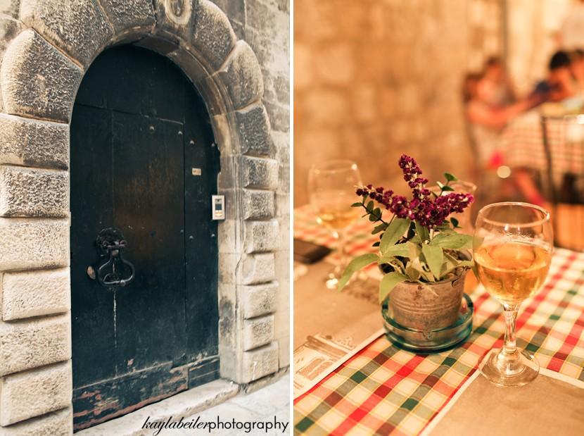 medieval door photo