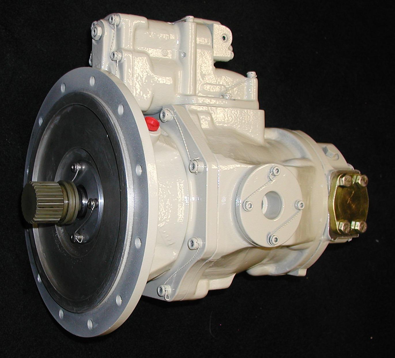 Hydra service inc Hydraulic motor testing