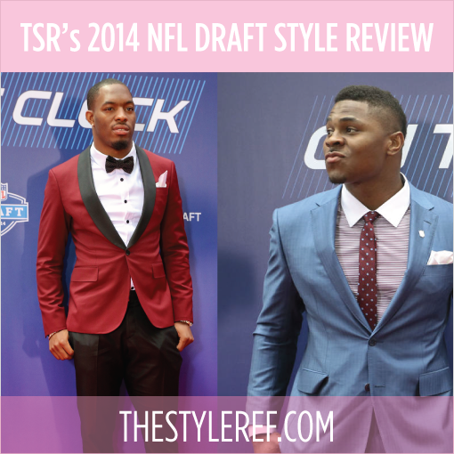 The Style Ref's 2014 NFL Draft Style Review