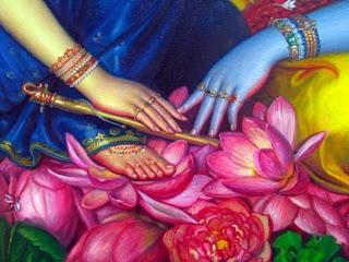 Chanting Hare Ram Hare Krishn Maha Mantra and Radhey Shyam Mantra