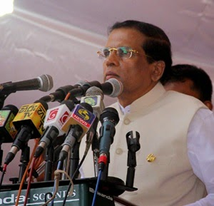 Gossip-Lanka-Sinhala-News-We-close-the-doors-of-the-Katunayake-airport-at-January-8-Sirisena-www.gossipsinhalanews.com
