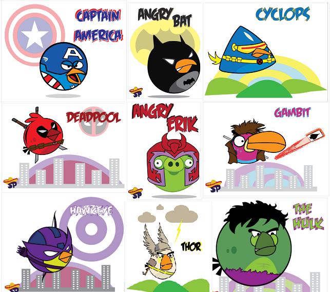 Angry Birds  O Nunca Lo Viste