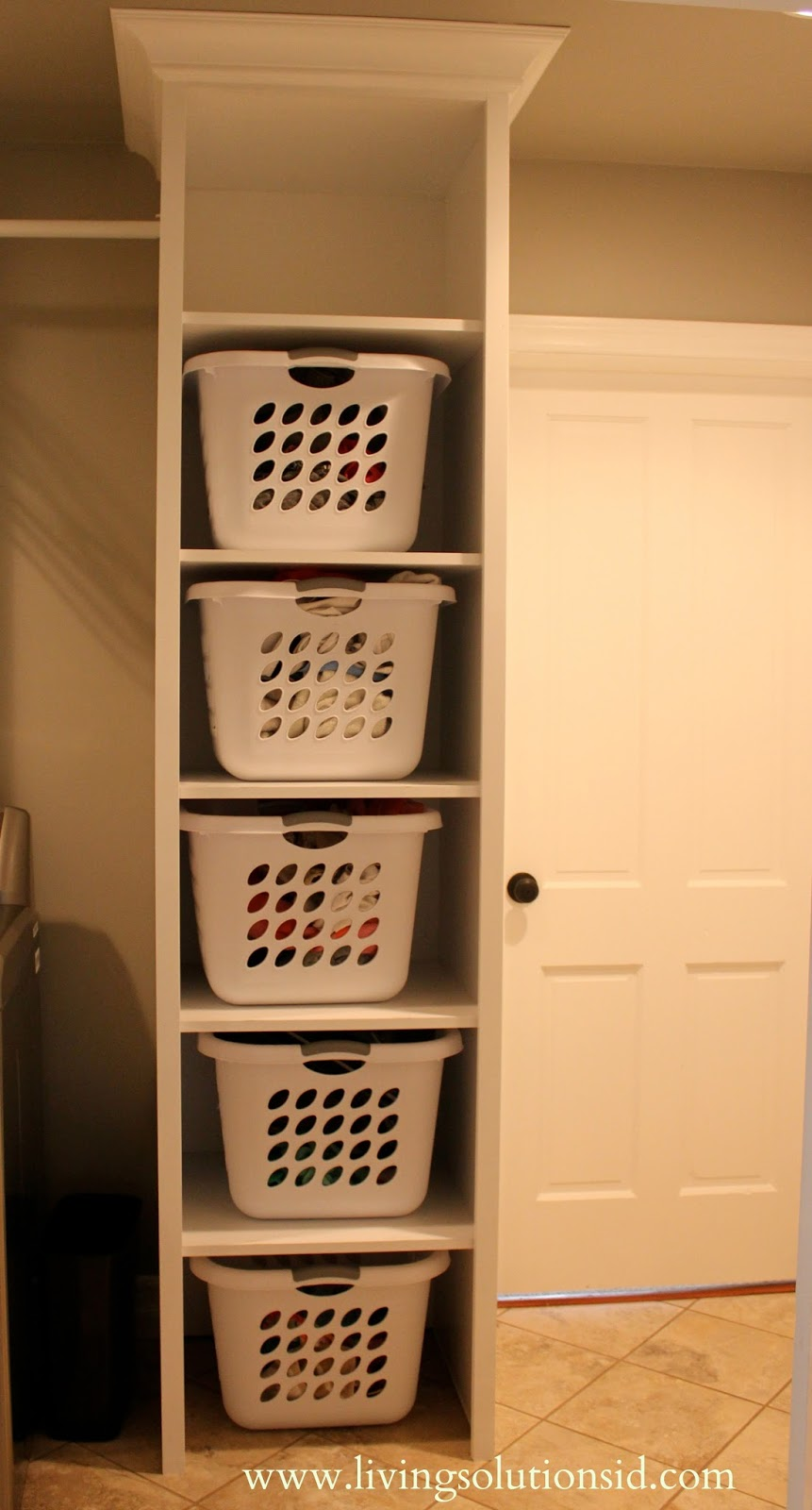 also wanted a place to hang dry clothes as we do a lot of that we