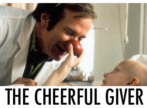 How will you choose to be generous today?