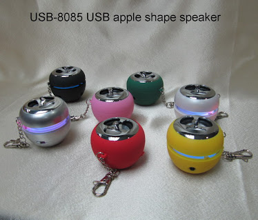 CENTRUM LINK - USB 8085 APPLE SHAPED SPEAKER