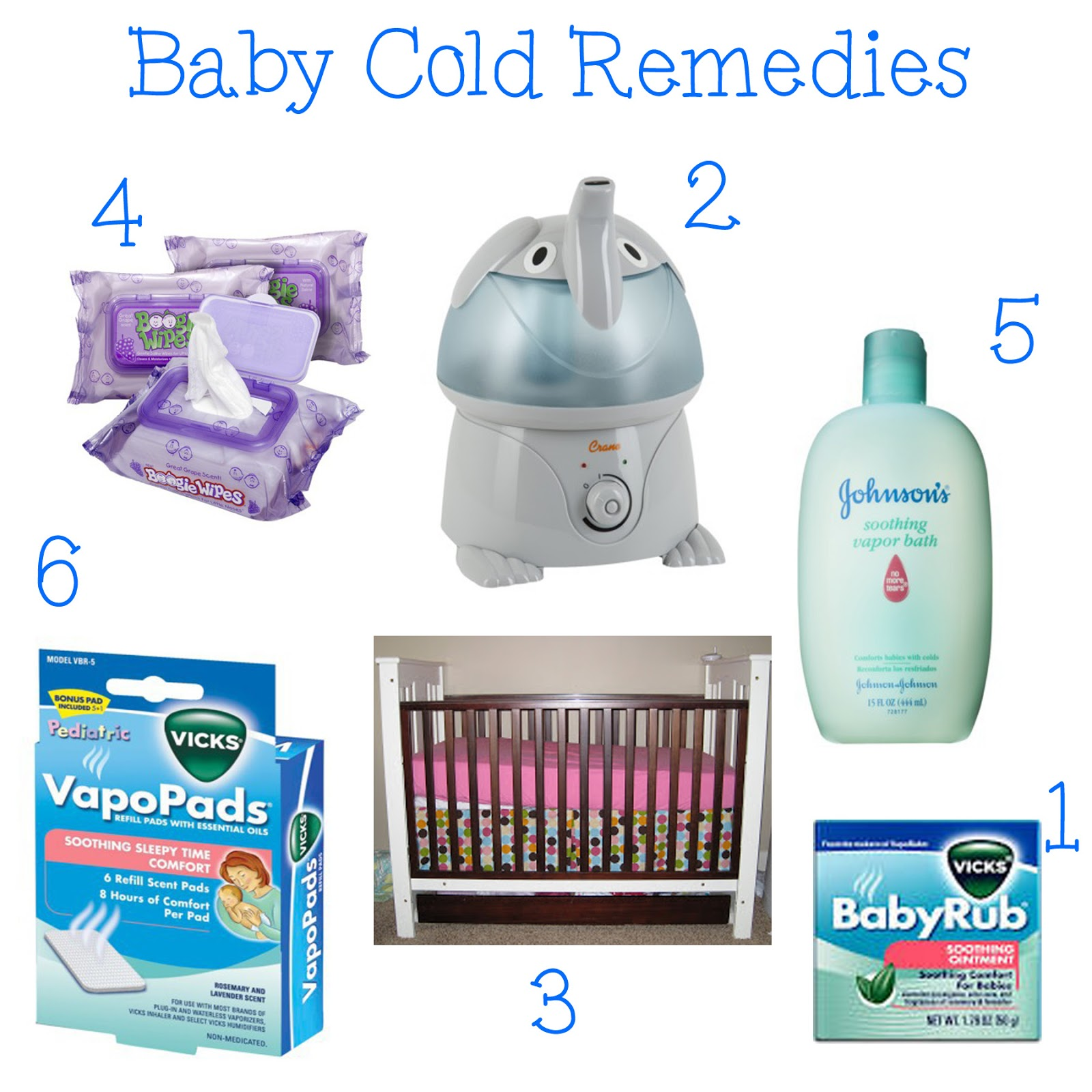 Baby cold remedies. #1477B7