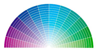 Dise o publicitario 1 identificador personal - Gama de colores morados ...