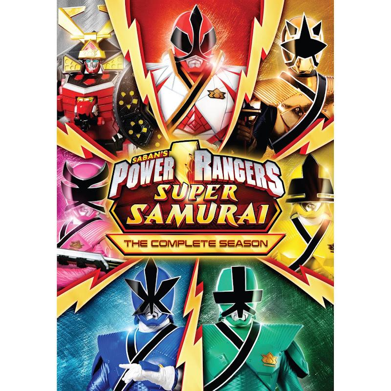 Power Rangers Super Samurai: The Complete Season title=
