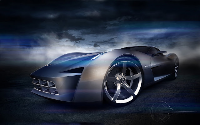 Phantom Concept Car