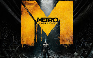 Metro Last Light Game Cover HD Wallpaper