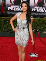 Shay Mitchell Premiere of Walt Disney Pictures Prince Of Persia: The Sands Of Time held at Grauman's Chinese Theatre