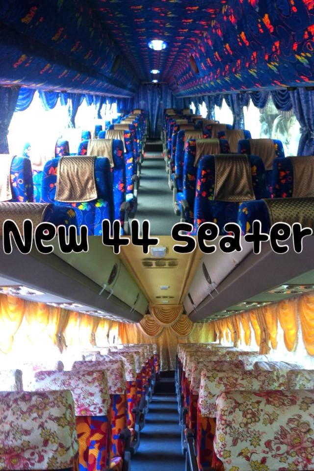40 seat buses for travelling