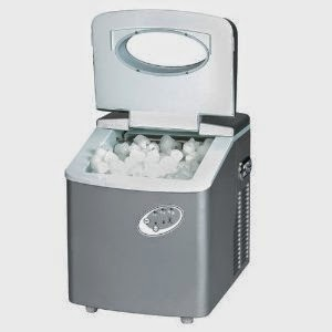 Sunpentown Im 100 Portable Ice Maker