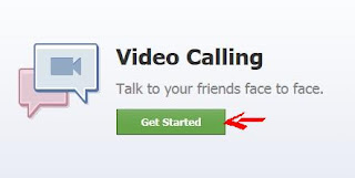 how to use facebook's video calling