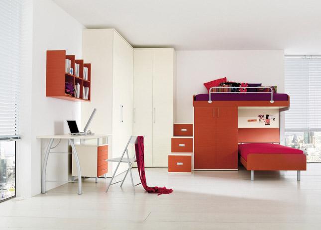 10 dormitorios para chicas adolescentes ideas para for Paginas para disenar habitaciones