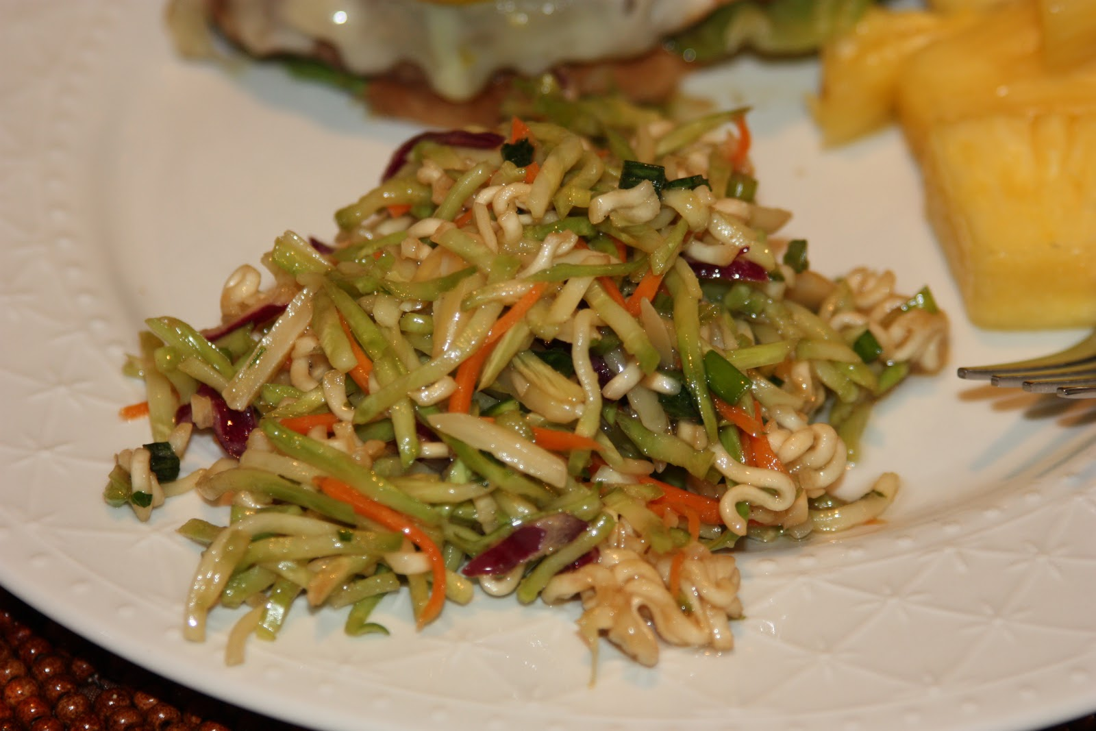 My Recipe Box: Asian Broccoli Slaw